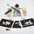 Moon Light NEON Body Tattoo Set  Art.Nr.: 82103
